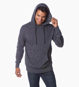 Independent trading company prm series men s baja pullover hood   humo