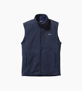 Patagonia m s better sweater  vest   navy