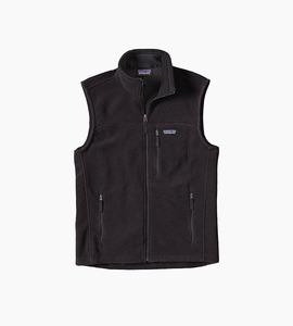 Patagonia m s synchilla vest   black