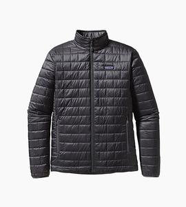 Patagonia m s nano puff  jacket   forge grey