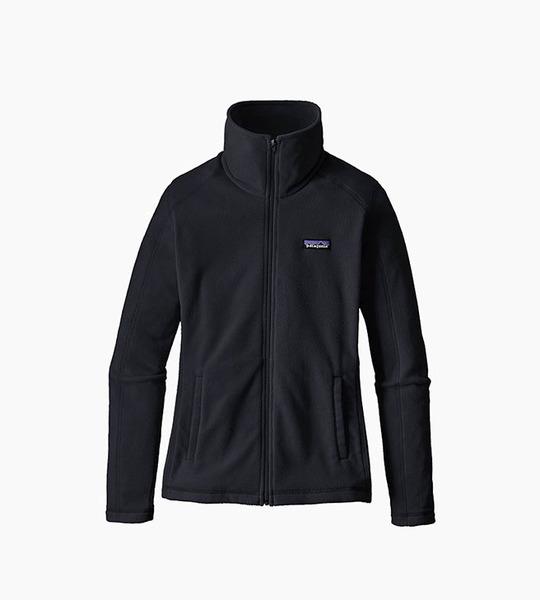 Patagonia women s micro d  jacket   black