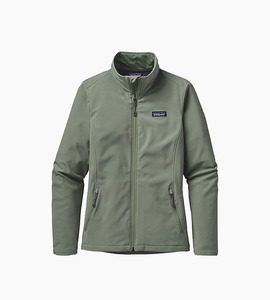 Patagonia women s sidesend jacket   hemlock green