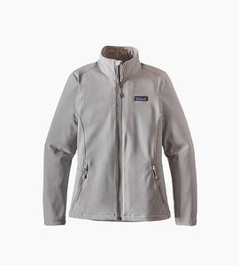 Patagonia women s sidesend jacket   drifter grey