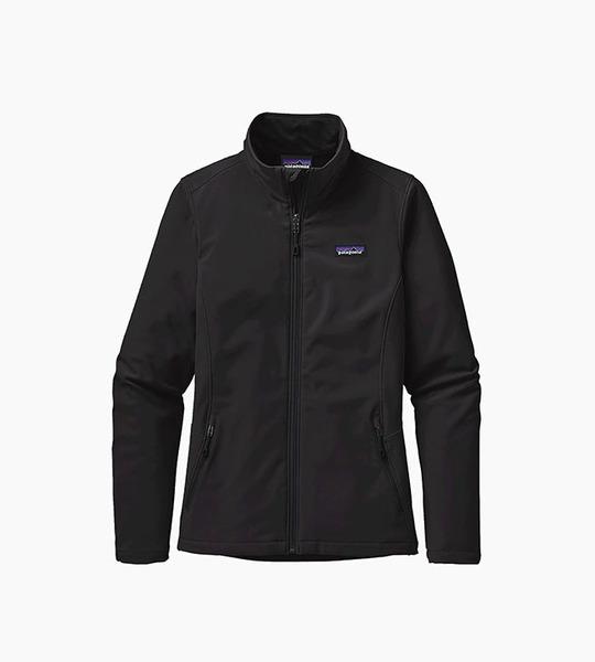 Patagonia women s sidesend jacket   black