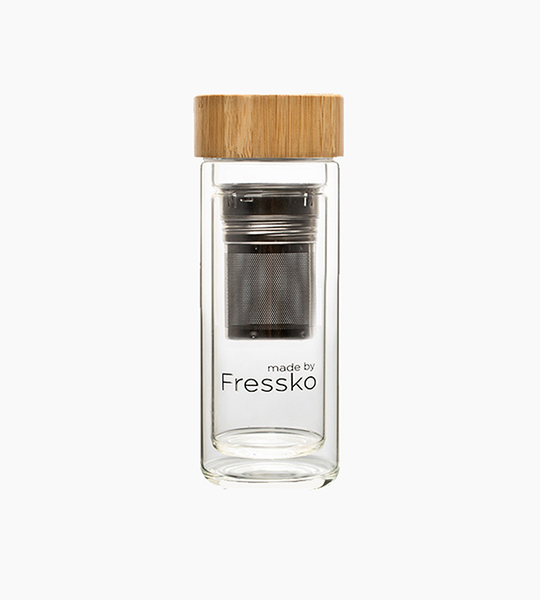 Fressko tour flask 400ml   glass