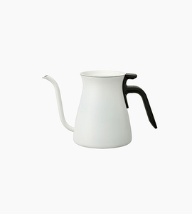 Kinto pour over kettle   white