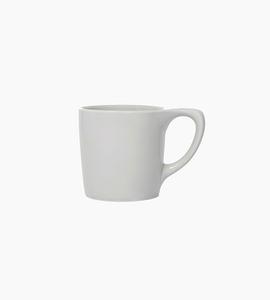 Not neutral lino mug   light gray