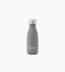 S well s well bottle   stone collection 9oz   smokey quartz