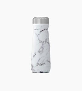 S well traveler 20oz   white marble