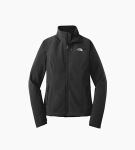 The north face ladies apex barrier soft shell jacket   tnf black