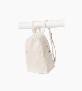 Baggu zip backpack   canvas