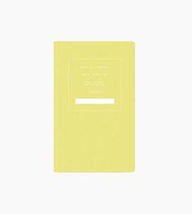 Public supply notebook   single   yellow 03