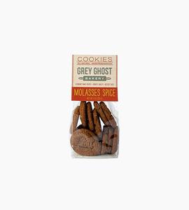 Grey ghost bakery grey ghost bakery  8 oz cookie bag   molasses