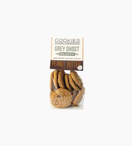 Grey ghost bakery grey ghost bakery  8 oz cookie bag   peanut chocolate