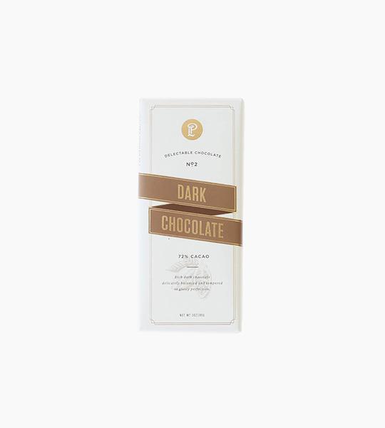 Lolli and pops signature bar 3 oz   dark chocolate