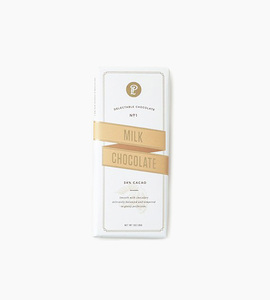 Lolli and pops signature bar 3 oz   milk chocolate