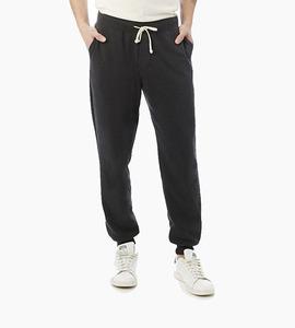 Alternative apparel dodgeball eco fleece pants   eco black