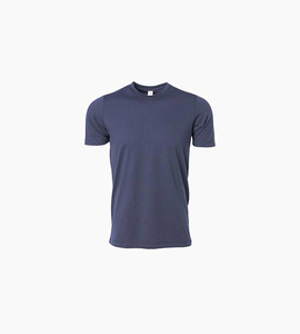 Independent trading company prm series men s special blend short sleeve t shirt   classic navy