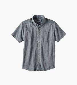 Patagonia lightweight bluffside shirt   chambray bay blue