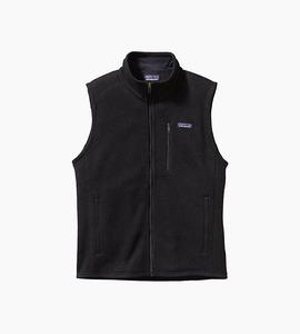 Patagonia m s better sweater  vest   black