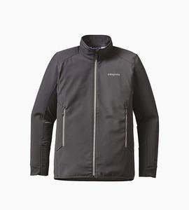 Patagonia m s adze hybrid jacket   forge grey