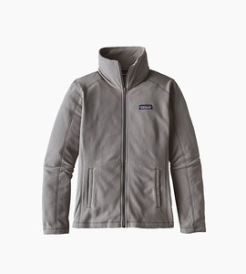 Patagonia women s micro d  jacket   feather grey
