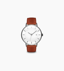 Linjer m classic watch   gunmetal tan