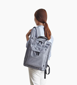 Poketo voyager backpack   slate