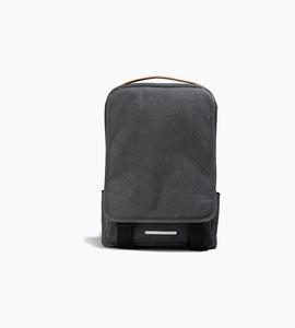 Rawrow 310 waxed haze backpack   black