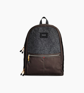 State bags nevins williamsburg backpack   chocolate