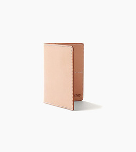 Tanner goods travel wallet   natural
