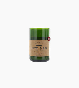 Rewined signature collection candles   cabernet
