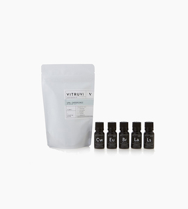 Vitruvi spa experience oil kit
