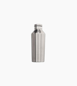 Corkcicle canteen 9oz   brushed steel