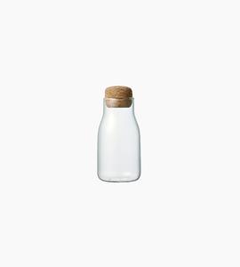 Kinto bottlit canister 5oz   glass