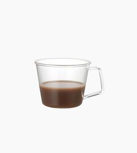 Kinto cast coffee cup