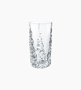 Nachtmann sculpture longdrink   glass