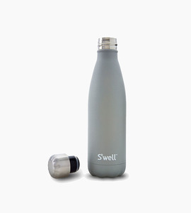 S well s well bottle   stone collection 25oz   smokey quartz
