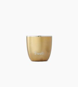 S well tumbler 10oz   yellow gold