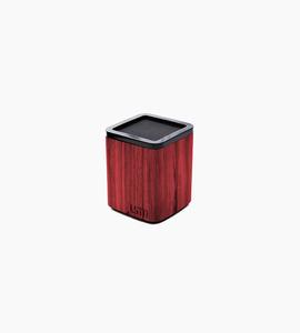 Lstn satellite bluetooth speaker   cherry