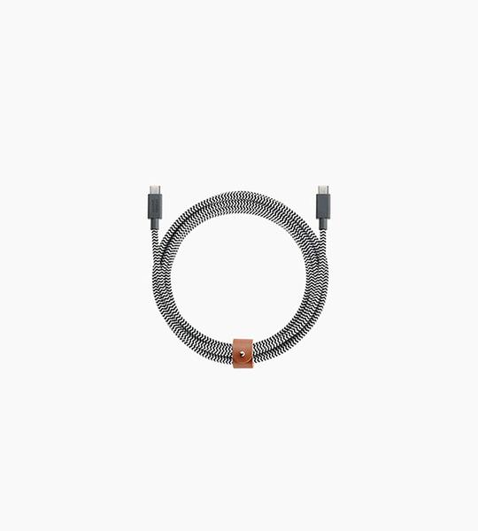 Native union belt cable usb c to usb c   zebra