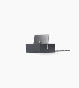 Native union iphone dock silicon   slate