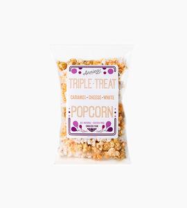 Annie b popcorn bag   large   triple treat popcorn