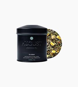 August uncommon tea herbal tea   far afield