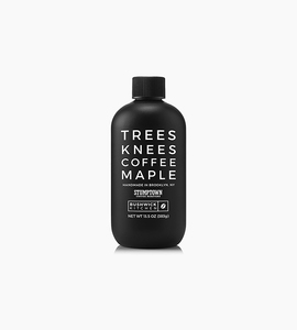 Bushwick kitchen trees knees coffee maple