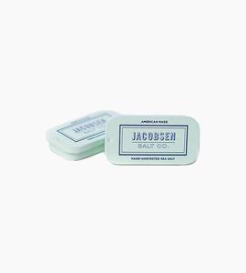 Jacobsen salt co. slide tin