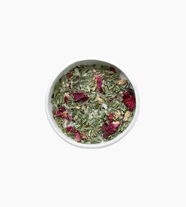 Leaves and flowers herbal tea   sweet rush 4oz