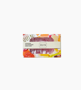 Quin candy cinnamon old fashioned hard candy
