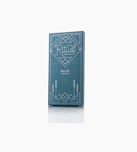 Ritual chocolate bars   belize 75    belize 75