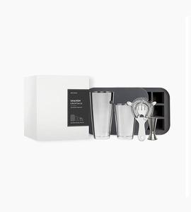 W p design shaken cocktail set